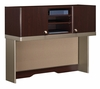 "47"" Tall Hutch - Quantum Harvest Cherry Collection - Bush Office Furniture - QT1485CS"