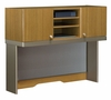 "47"" Tall Hutch - Quantum Modern Cherry Collection - Bush Office Furniture - QT1485MC"