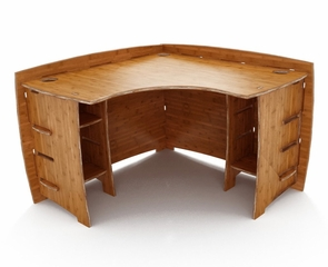 "47"" x 47"" Corner Desk - Legare Furniture - CDAO-110"