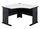 "48"" Corner Desk - Series A Slate Collection - Bush Office Furniture - WC8427A"