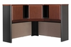 "48"" Corner Hutch - Series A Hansen Cherry Collection - Bush Office Furniture - WC94467"