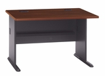 "48"" Desk - Series A Hansen Cherry Collection - Bush Office Furniture - WC90448A"