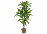 "48"" Dracaena Silk Plant (Real Touch) - Nearly Natural - 6585"