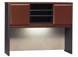 "48"" Hutch - Series A Hansen Cherry Collection - Bush Office Furniture - WC94449"