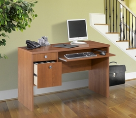 48 Inch Desk with Suspended Ped - Essentials Collection - Nexera Furniture - 730908