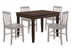 48 Inch Dining Table in Espresso - TW48FES