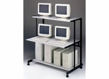 48 Inch LAN Station - Mayline Office Furniture - 11148