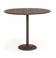 48 Inch Round Bar Table - Florence - Caluco - 777-P
