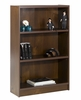 "48"" Tall Bookcase in Truffle - Essentials Collection - Nexera Furniture - 731112"