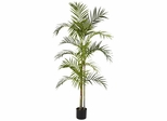 5' Areca Palm Silk Tree - Nearly Natural - 5315