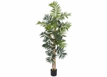 5' Bamboo Palm Silk Tree - Nearly Natural - 5319