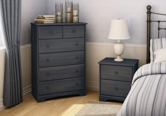 5-Drawer Chest in Bluberry - Aurora - South Shore Furniture - 3194035