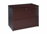 5-Drawer Lateral File - Mahogany - LLR87816