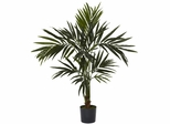 5' Kentia Silk Tree - Nearly Natural - 5340