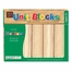 5 Pc Hardwood Unit Block Set - Guidecraft - G7600