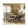 5 Pc. Turino Dining Set - Dining Table and 4 Side Chairs - Powell Furniture - POWELL-457-417M1