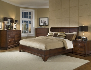 5-Piece Bedroom Furniture Set with Queen Size Bed - Hampton - Lifestyle Solutions - SS3-HTN-5QN-SET
