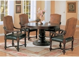 5-Piece Dining Set in Walnut - Coaster