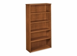 5-Shelf Bookcase - Bourbon Cherry - BSXBW2193HH