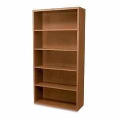 5-Shelf Bookcase - Cherry - HON11555AXHH