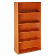 5-Shelf Bookcase - Cherry - LLR87367