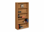 5-Shelf Bookcase - Harvest - HON105535CC