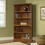 5 Shelf Bookcase in Abbey Oak - Sauder Furniture - 410175