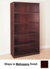 5 Shelf Bookcase in Mahogany - Mayline Office Furniture - VB5MAH