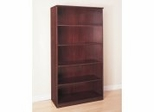 5 Shelf Bookcase in Sierra Cherry - Mayline Office Furniture - VB5CRY