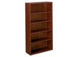 5-Shelf Bookcase - Mahogany - BSXBL2193NN