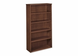 5-Shelf Bookcase - Mahogany - BSXBW2193NN
