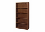 5-Shelf Bookcase - Shaker Cherry - HON11855FF