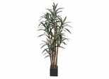 5' Yucca Silk Tree in Green - Nearly Natural - 5006