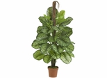 "52"" Large Leaf Philodendron Silk Plant(Real Touch) - Nearly Natural - 6588"