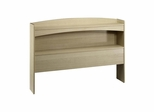54'' Alegria Bookcase Headboard - Nexera Furniture