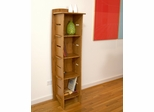"59"" x 18"" Bookcase - Legare Furniture - BCAO-110"