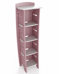 "59"" x 18"" Bookcase - Legare Furniture - BCSM-110"