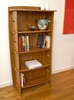 "59"" x 31"" Bookcase - Legare Furniture - BCAO-120"