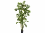 6' Areca Palm Silk Tree - Nearly Natural - 5337
