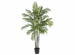 6' Areca Silk Palm Tree in Green - Nearly Natural - 5275