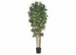 6' Bamboo Japanica Silk Tree in Natural - Nearly Natural - 5045-NT