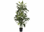 6' Bamboo Palm Silk Tree - Nearly Natural - 5328