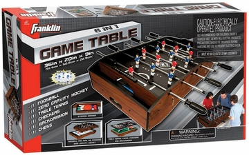 6 in 1 Table Top Arcade - Franklin Sports