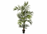 6' Kenitia Palm Silk Tree - Nearly Natural - 5334