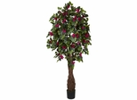 6' Multi Vine Bougainvillea Silk Tree - Nearly Natural - 5343