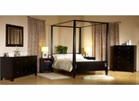 6-Piece Bedroom Furniture Set with Queen Size Bed - Wilshire - Lifestyle Solutions - WSR-6PQN-CP-SET
