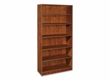 6-Shelf Bookcase - Cherry - LLR69495