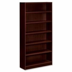 6-Shelf Bookcase - Mahogany - BSX3726TN
