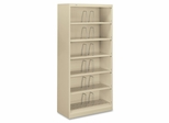 6-Shelf Open File - Putty - HON626CNL