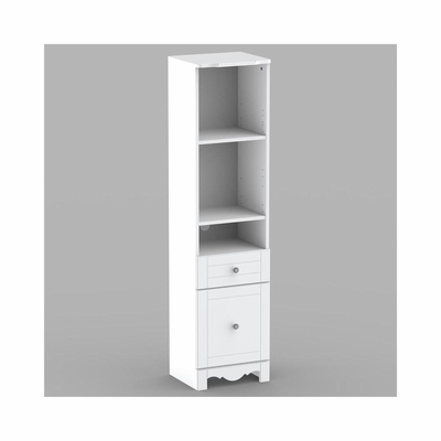 60'' Bookcase Storage Tower - Nexera Furniture